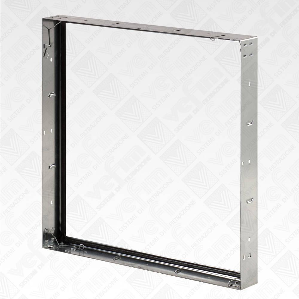 Vefim controtelai porta filtro sistemi di filtrazione for Telaio porta