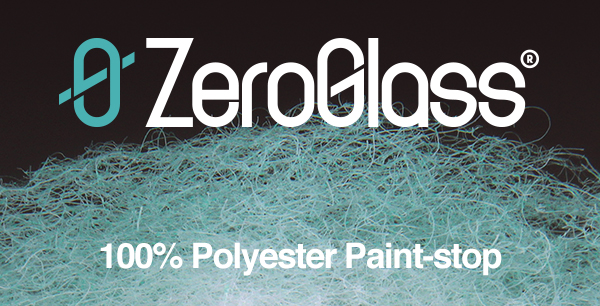 ZeroGlass - Synthétique Paint-stop
