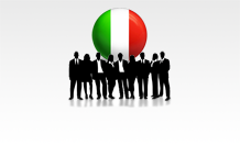 Our sales network in Italy
