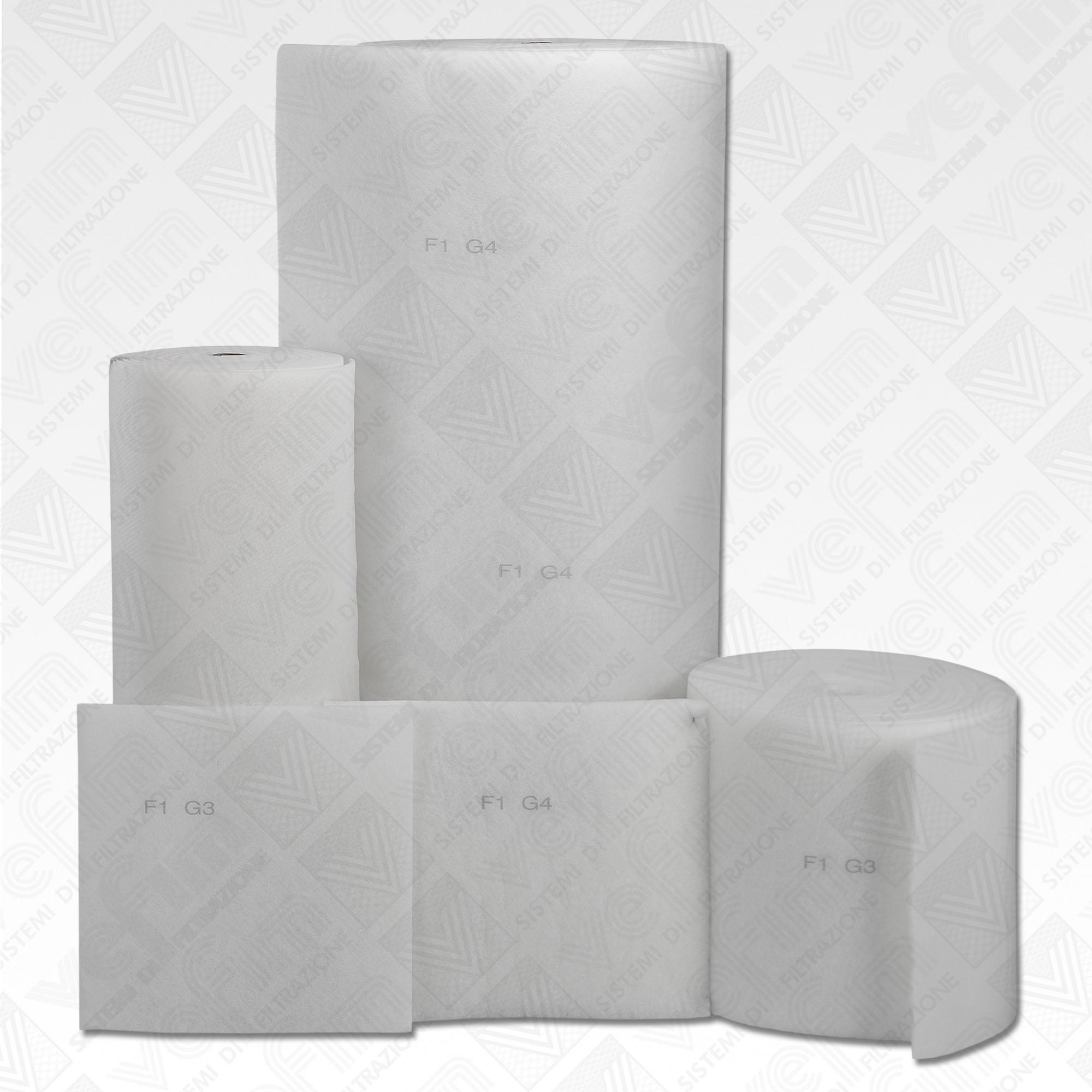 Celle filtranti metalliche 500x500x48 setto ondulato efficienza G3//G4