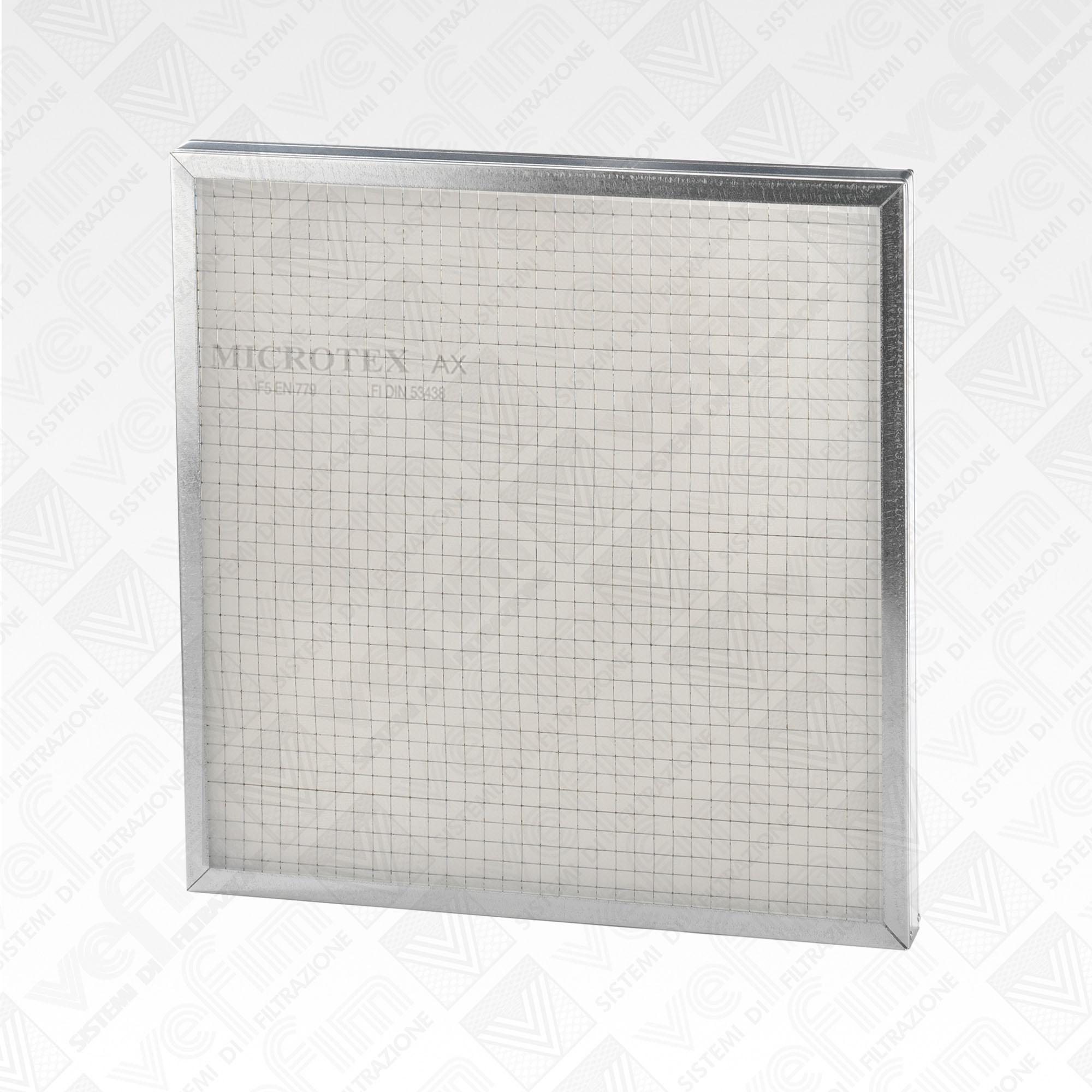 Vefim filtri cielo cabina per alte temp m5 sistemi for Filtro per cabina di fusione ford