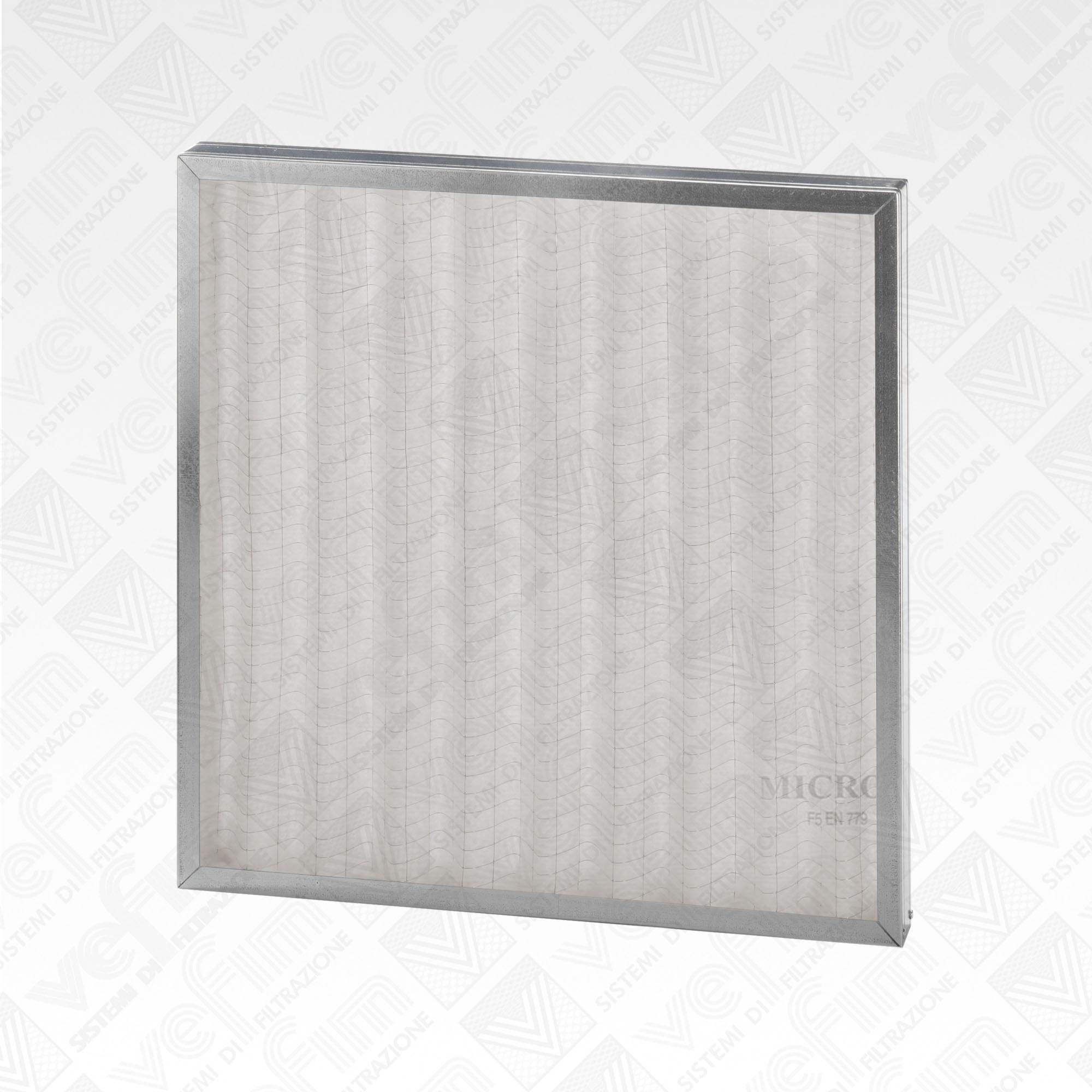 Vefim filtri cielo cabina m5 sistemi di filtrazione for Filtro per cabina di fusione ford